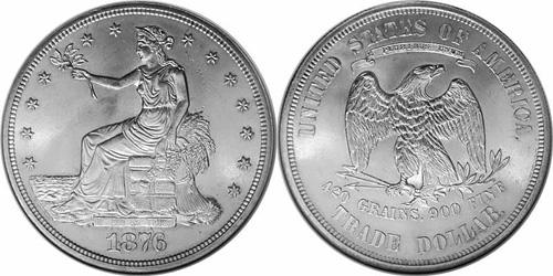 silver trade dollar